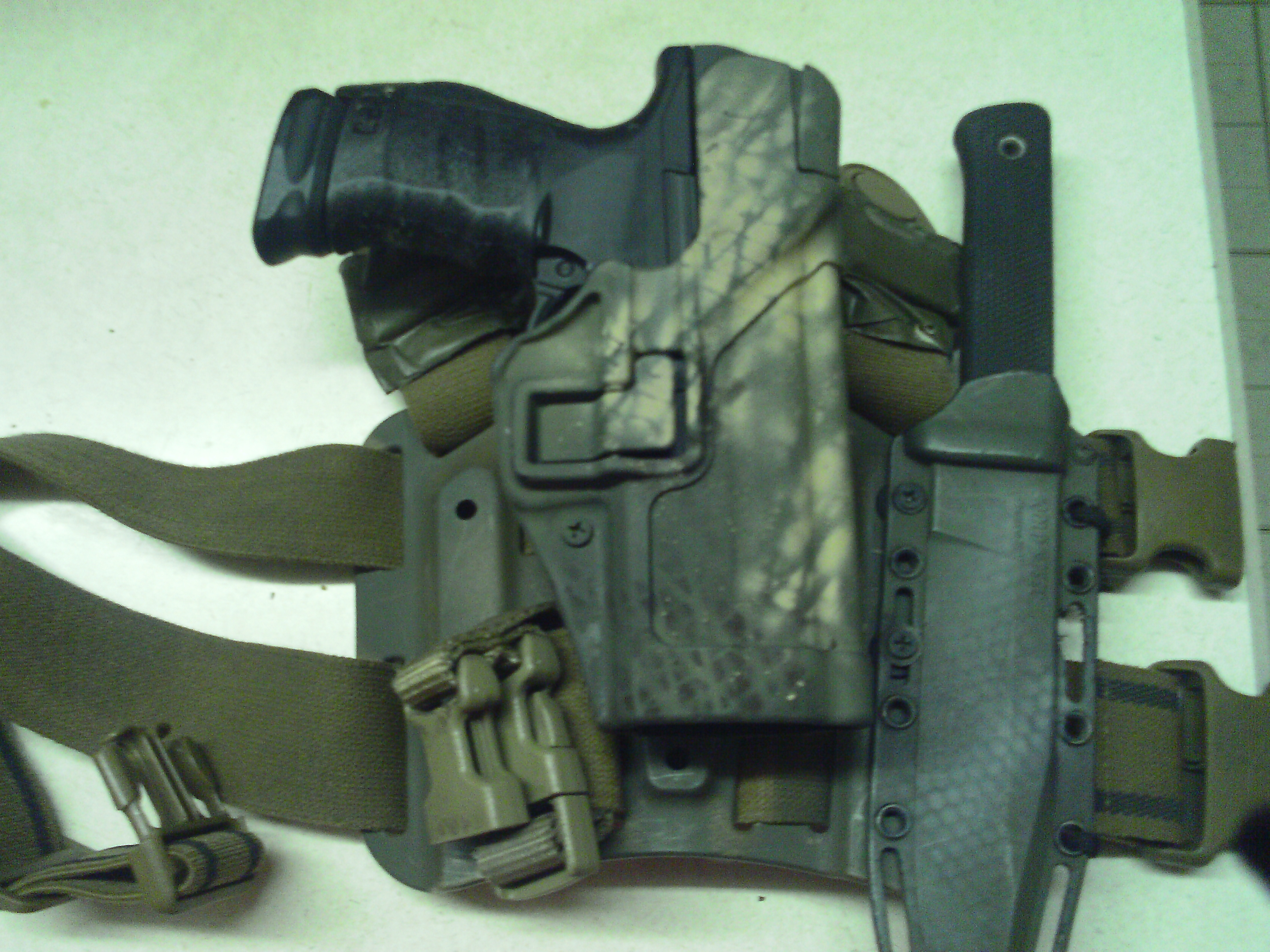 Walther PPQ Duty Holsters - WaltherForums